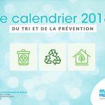 Calendrier 2018 Des Collectes De Déchets Et De Tri
