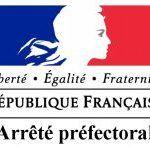 Consultation Arrêté Préfectoral